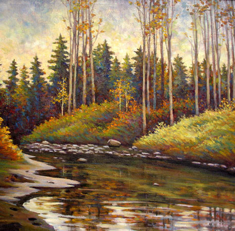 Original oil paintings for sale online landscape oil for Art for sale on line